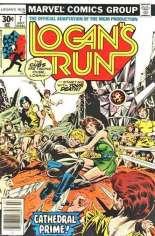 Logan's Run (1977) #7 Variant A