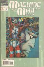 Machine Man 2020 (1994) #1