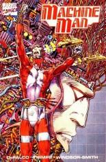 Machine Man (1984-1985) #TP