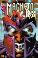 Magneto Rex (1999) #1 Variant B: DF Variant Cover