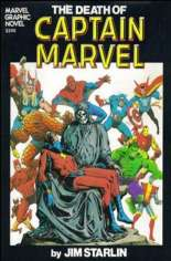 Marvel Graphic Novel (1982-1988) #GN Vol 1 Variant B: 2nd Printing