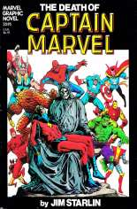 Marvel Graphic Novel (1982-1988) #GN Vol 1 Variant C: 3rd Printing