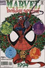 Marvel Holiday Special (1991-Present) #1994: Christmas 1994 (Cover says 1994)