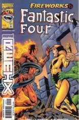 Fantastic Four: Fireworks (1999) #2
