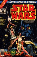 Marvel Special Edition Star Wars #1 Variant B: Whitman Variant