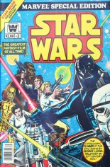 Marvel Special Edition Star Wars #2 Variant B: Whitman Variant