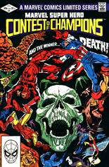 Marvel Super-Hero Contest of Champions (1982) #3 Variant B: Direct Edition