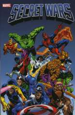 Marvel Super-Heroes Secret Wars (1984-1985) #TP Variant D: 2nd Edition; Contains new prologue and epilogue