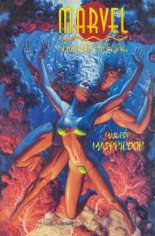 Marvel Swimsuit Special (1992-1995) #4: Phoenix and Cyclops Centerfold