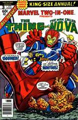 Marvel Two-In-One (1974-1983) #Annual 3