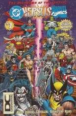 DC Versus Marvel (1996) #1 Variant D: 2nd Printing; DC Universe Logo