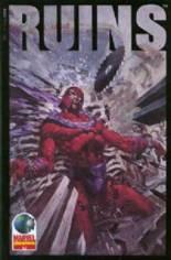 Ruins (1995) #2 Variant A: Newsstand Edition