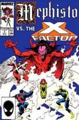 Mephisto Vs... (1987) #2 Variant B: Direct Edition