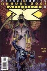 Mutant X (1998-2001) #Annual 2001