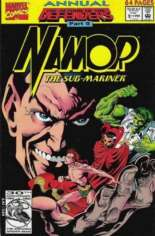 Namor the Sub-Mariner (1990-1995) #Annual 2