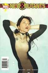 New Mutants (2003-2004) #5 Variant A: Newsstand