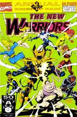 New Warriors (1990-1996) #Annual 1