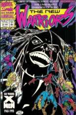 New Warriors (1990-1996) #Annual 3 Variant A: Not Polybagged