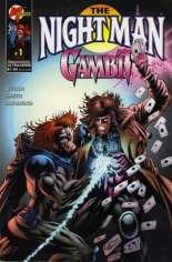 Night Man/Gambit (1996) #1 Variant B: Variant Cover