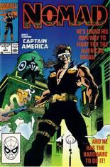 Nomad (1990-1991) #1