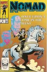 Nomad (1990-1991) #2 Variant B: Direct Edition