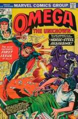 Omega the Unknown (1976-1977) #1