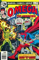 Omega the Unknown (1976-1977) #3 Variant A