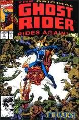Original Ghost Rider Rides Again (1991-1992) #2 Variant B: Direct Edition