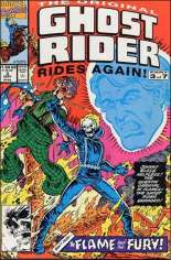 Original Ghost Rider Rides Again (1991-1992) #3 Variant B: Direct Edition