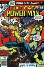 Power Man (1974-1978) #Annual 1