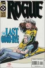 Rogue (1995) #4: Foil Enhanced Cover