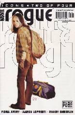 Rogue (2001) #2 Variant B: Direct Edition