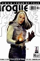 Rogue (2001) #4 Variant B: Direct Edition