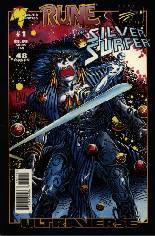 Rune/Silver Surfer (1995) #1 Variant C: Prestige Format; Flipbook