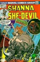 Shanna the She-Devil (1972-1973) #4