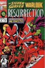 Silver Surfer/Warlock: Resurrection (1993) #3