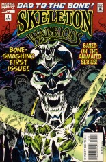 Skeleton Warriors #1