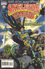 Skeleton Warriors #3