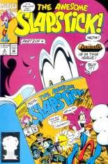 Slapstick (1992-1993) #2