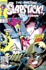 Slapstick (1992-1993) #3