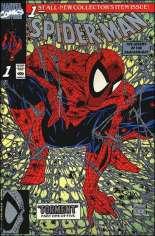 Spider-Man (1990-1998) #1 Variant H: Platinum Edition; Limited to 10,000 Copies