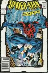Spider-Man 2099 (1992-1996) #1 Variant B: 2nd Printing