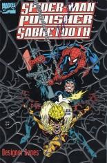Spider-Man, Punisher, Sabretooth: Designer Genes (1993) #1 Variant B: DF Signed Edition