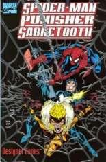 Spider-Man, Punisher, Sabretooth: Designer Genes (1993) #1 Variant A