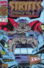 Stryfe's Strike File (1993) #1 Variant B: 2nd Printing; Gold Cover