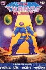Thanos Quest (1990) #1 Variant A