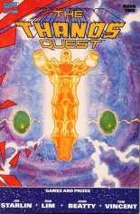 Thanos Quest (1990) #2 Variant A