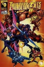 Thunderbolts (1997-2003, 2006-2012) #0: Wizard Exclusive