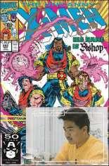 Uncanny X-Men (1963-2011) #282 Variant D: Comics X-Press Signature Series