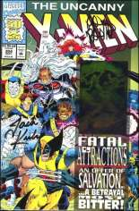 Uncanny X-Men (1963-2011) #304 Variant C: DF Signed Edition; Signed by Jack Kirby and Dan Panosian; Limited to 750 Copies w/ COA; Wraparound Cover w/ Magneto Hologram